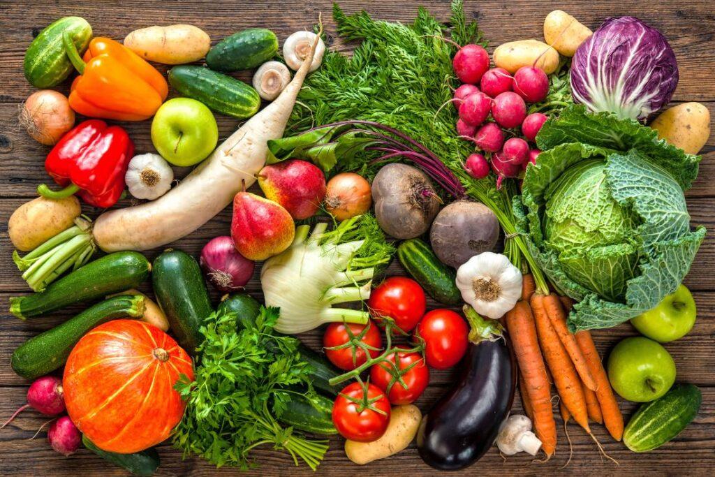 antioxidant rich vegetables